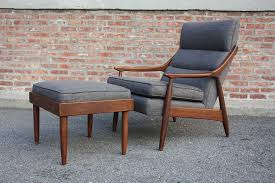 Lounge Chair And Ottoman Set Design Ideas Amazing Perfect Mid Century Modern Lounge Chair Ottoman Usa Flickr