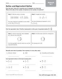 equivalent ratio worksheet free worksheets library download and