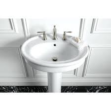 bathroom sink double basin bathroom sink bowl white width