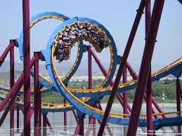 Bizarro Six Flags Great Adventure Floorless The B U0026m Coaster Collection Sully Harris
