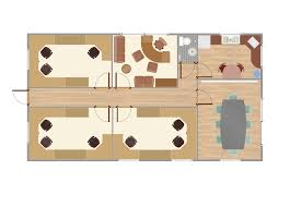 floor plan of an office office layout plans solution conceptdraw com workspace