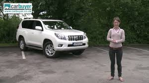 toyota jeep 2009 toyota land cruiser suv 2009 2013 review carbuyer youtube