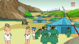 chatrapathi shivaji telugu animation storys full hd youtube