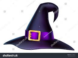illustration cartoon halloween witch hat stock vector 475180825