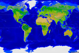 Show World Map by Primap World Maps