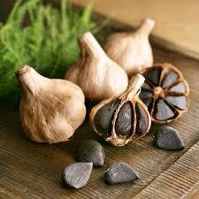 cuisiner l ail recette à base d ail noir