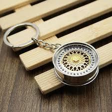fashion key rings images Brand fashion key ring 3d miniature bbs wheel rim model keychain jpg