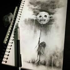 moon u0027 u2013 pencil sketch by cwehrle supportallartists