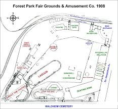Illinois Casinos Map by Opening The Historical Society Of Forest Park