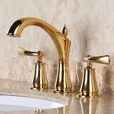 designer faucets bathroom designer polished brass three holes decorative bathroom faucets