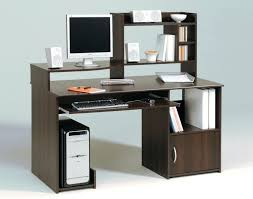 Computer Desk With Shelves Above Computer Desk Shelf Bed Desk Design Computer Desk Shelf