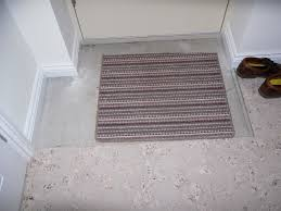 the mat well inside front door needs edging with chrome the mat well inside front door needs edging with chrome aluminium ramps and
