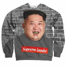 Sweater Meme - supreme leader sweater soscribbly
