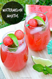 best 25 watermelon mojito ideas on pinterest best mojito recipe