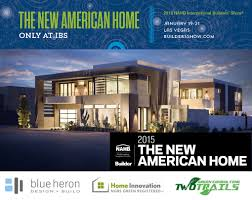 new american house plans nahb the new american home