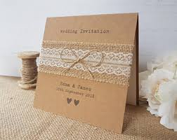 vintage lace wedding invitations lace wedding invitations etsy