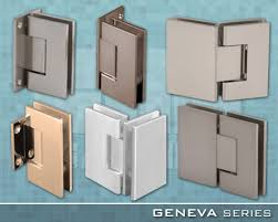 crl arch geneva series frameless shower door hardware