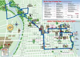 charleston trolley map maps update 1200576 philadelphia tourist map 12 toprated