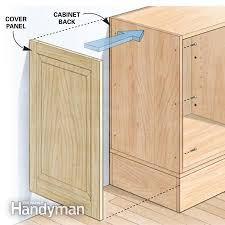 shortcuts for custom built cabinets cabinet shelving custom