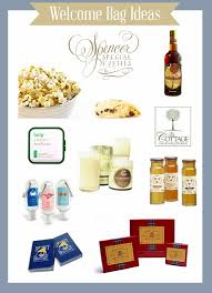 wedding welcome bag ideas wedding welcome bag ideas