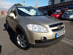 used chevrolet captiva cars second hand chevrolet captiva
