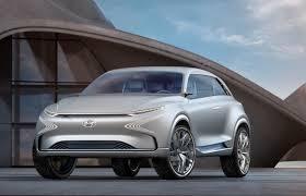 hyundai genesis suv genesis gv80 fuel cell concept suv at ny auto