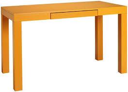 aesthetic oiseau orange parsons desk