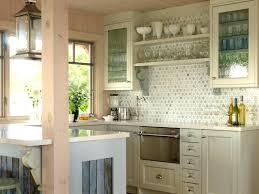 White Kitchen Backsplash Tiles White Marble Backsplash Tile Octagon Tile How To Install A Marble