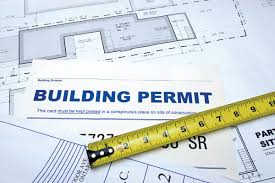 How To Make Building Plans For Permit by Permits U0026 Applications