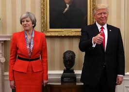 Oval Office Clock by Why Theresa May Needs Donald Trump To Like Her