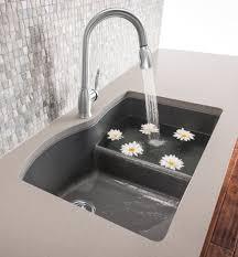 elegant sinks a clean hideaway the crystalline sink blanco america blancoamerica com kitchen sinks designs