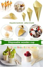 wooden products disposable cups christmas crafts pine cone buy