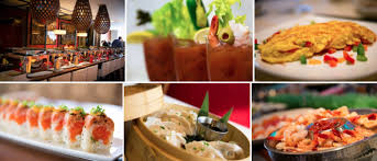 Easter Brunch Buffet by Lunch And Easter Brunch Buffet At Azie On Main The Latest Dish