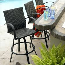 Outdoor Pub Style Patio Furniture Bar Style Outdoor Patio Furniture A Stylish Patio Bar Set By