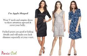 dresses for apple shape evening dress for apple shape fashion dresses
