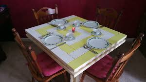 Modular Dining Room Furniture Modular Dining Room Table Made From Interlocking Not Stacked
