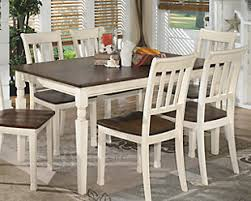 kitchen table and chairs with wheels dining room tables ashley furniture homestore