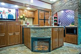 5th wheel with living room in front luxury front living room fifth wheel cabinet hardware room front