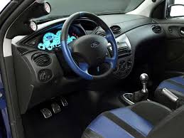 Ford Focus 1999 Interior Ford Focus Rs8 With Cammer Engine 2003 Pictures Information