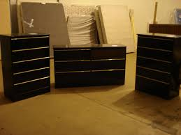 Thomasville Bedroom Furniture 1980s Back In The Day Who All Had That Cheap Azz Black And Gold