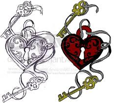key tattoo meaning