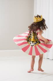 tiger cape halloween tiger costume halloween costume for