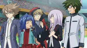 cardfight vanguard cardfight vanguard u2013 episode 53 cardfight vanguard anime and blog