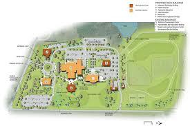 Carroll Community College Map Community College Master Planning Sitework Studios