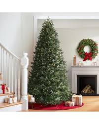 fraser fir christmas tree savings on 7 5 balsam hill fraser fir narrow artificial christmas