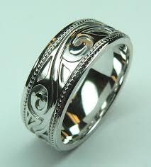 gear wedding ring mens tribal rings urlifein pixels