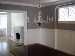 Spell Wainscoting Gray Room With Wainscoting Decorating Kitchen Dining