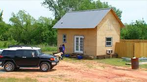 Building A Home Floor Plans 12x24 Tiny House In Oklahoma Cost 10 000 To Build Http Www