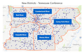 Tennessee On The Map by Redistricting Plan Announced U2013 Tnumc Org