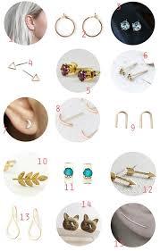 minimal earrings express o summer tweak minimal earrings